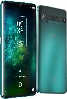 TCL 10 Pro Forest Mist Green フォレストミストグリーン 6400万画素 超広角 専用クリアケース付属 大容量メモリ 6GB/128GB android 格安スマホ スマホ本体 正規代理店