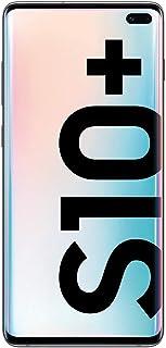 Samsung Galaxy S10+ - Smartphone de 6.4 QHD+ Curved Dynamic AMOLED 16 MP Exynos 9820 Wireless & Fast & Reverse Charging 512 GB Blanco (Ceramic White)