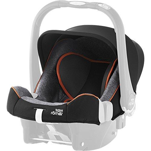 BritaxRömer Housse de Rechange pour Baby-Safe Plus II SHR - Black Marble