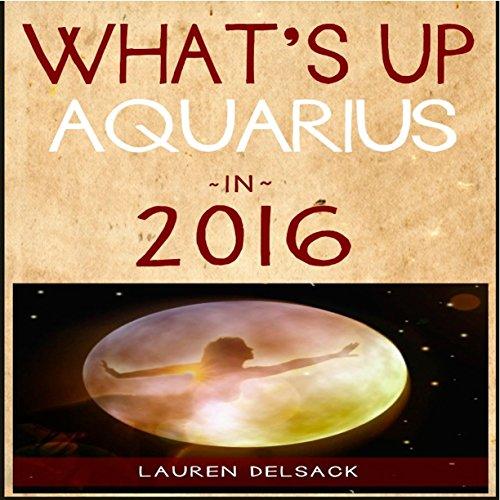 What's Up Aquarius in 2016 audiobook cover art