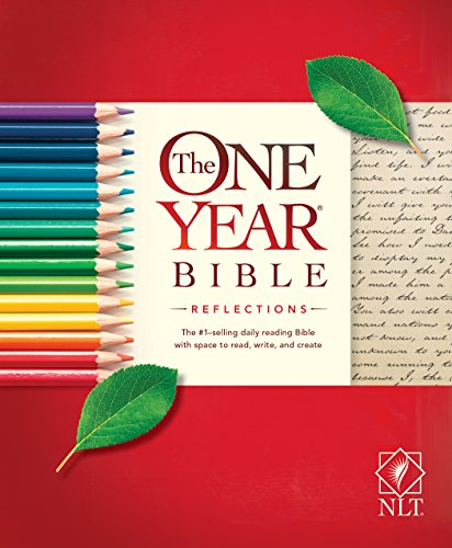 The One Year Bible Reflections NLT (Softcover)