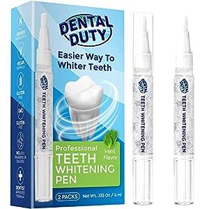 Dental Duty Teeth Whitening Pen Natural Mint Flavor