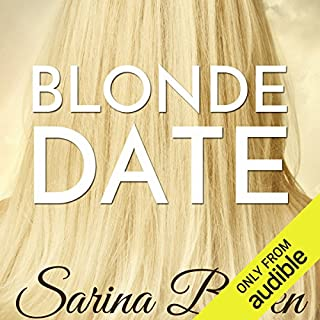 Blonde Date audiobook cover art