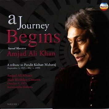 A Journey Begins, Vol. 1