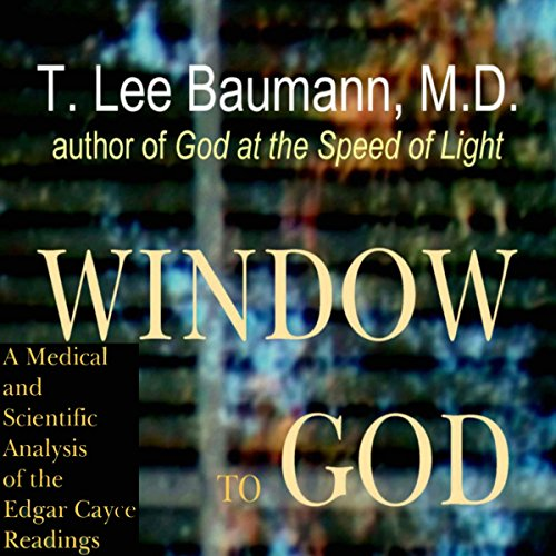 Window to God audiobook cover art