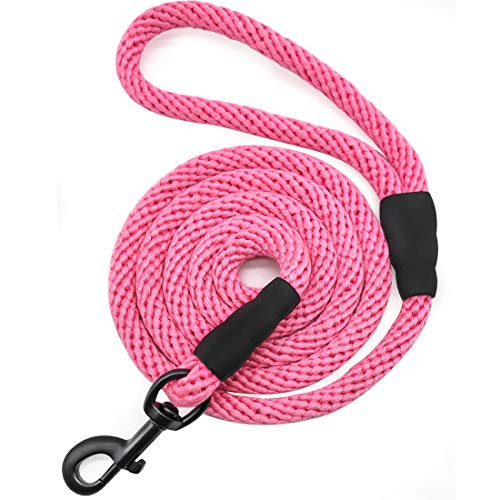 Mycicy 6FT Cotton Rope Lead