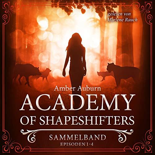 Academy of Shapeshifters, Sammelband 1 Titelbild