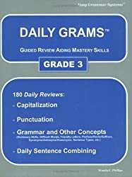 Daily Grams Guided Review Aiding Mastery Skill Grade 3