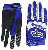 Fox Racing Dirtpaw Race Gloves - Medium/Blue