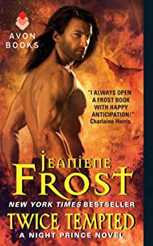 Twice Tempted: A Night Prince Novel by [Jeaniene Frost]