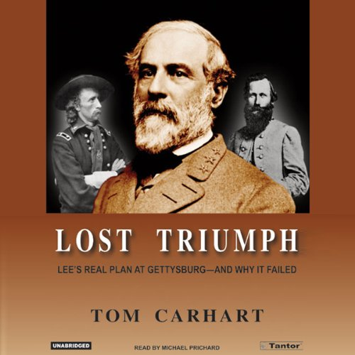 Lost Triumph audiobook cover art