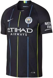 Manchester City Away Stadium Soccer Jersey '18-'19