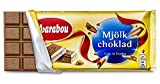 10 Bars x 200g of Marabou Mjolkchoklad - Original - Swedish - Milk Chocolate