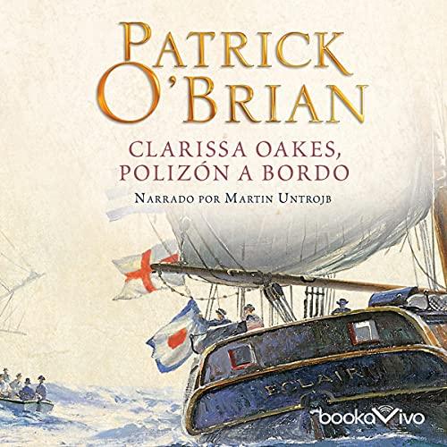 Clarissa Oakes, Polizón a Bordo cover art