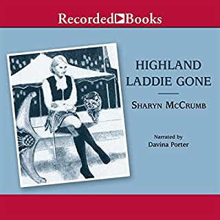 Highland Laddie Gone audiobook cover art