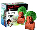 Chia Pet Bob Ross with Seed Pack, Decorative...