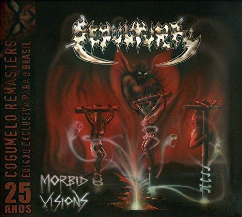 CD - Sepultura - Morbid Visions (Cd Nacional)