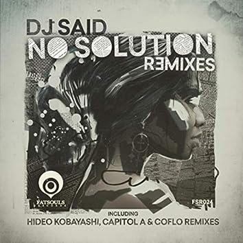 No Solution Remixes