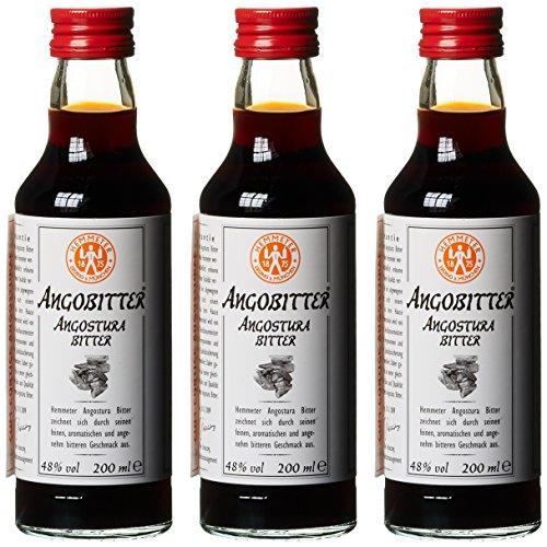Angostura Bitter Hemmeter 48 Vol. (3 x 0.2 l)