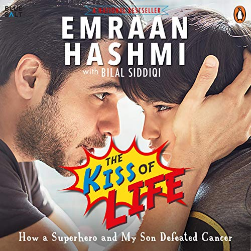 The Kiss of Life audiobook cover art