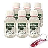 QUILOSA - Kit barniz ceramico Sintex S-19 Quilosa 125ml Edición Especial con llavero abrebotellas Bricolemar (6)