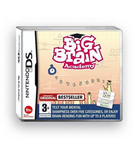 Nintendo Big Brain Academy, NDS
