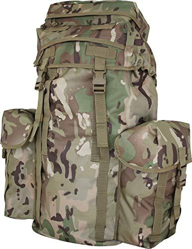 Ammo & Company Sac à dos Bergen Motif Cadet Forces MK2 50 l MTP Multi Terrain Numéro NSN : 9999 G0 009 2897