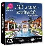 Njoy Experiences, Caja regalo, Mil y una escapadas para Soñar, más de 770 estancias a escoger en toda España y Andorra