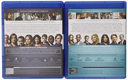 Pack House - Serie Completa [Blu-ray]