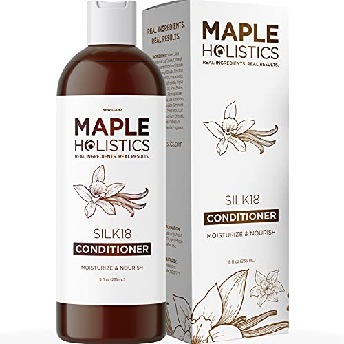 Hair Conditioner for Damaged Dry Hair - Sulfate Free Conditioner for Dry Hair Frizz Control and Hair Shine - Hydrating Conditioner for Curly Hair with Argan Oil for Hair Moisturizer for Dry Hair