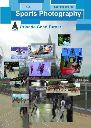 3D Stereoscopic Sports Photography (English Edition)