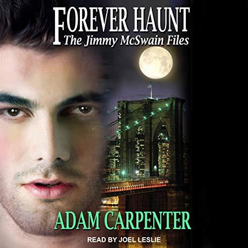 Forever Haunt audiobook cover art