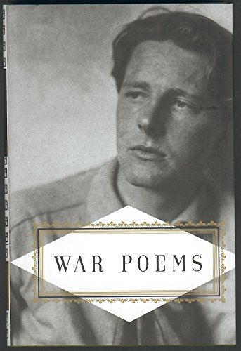 War Poems (Everyman's Library Pocket Poets)