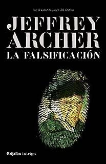 La falsificacion / False Impression (Spanish Edition)