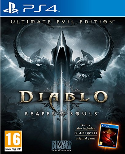 Diablo III - Ultimate Evil Edition [AT-PEGI] - [PlayStation 4]