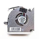 NBFAN AAVID PAAD06015SL Fan for MSI GE63VR GE73VR MS-16P1 MS-17C1 MS-16P7 CPU Cooling Fan (CPU Fan)