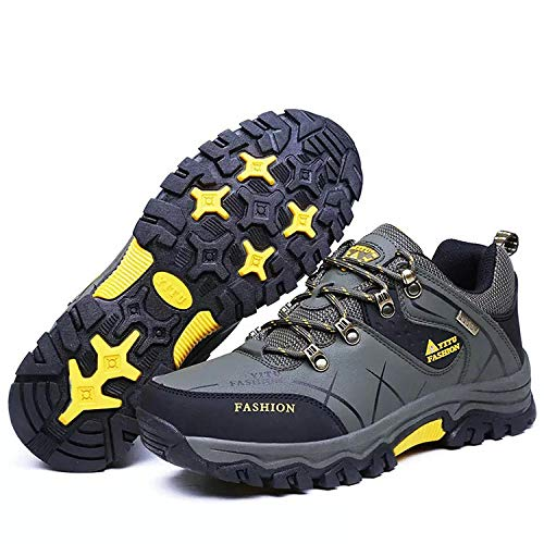 Aerlan Cushioning,Breathable,Lightweight,Calzado Deportivo para Hombres y Mujeres,Outdoor Hiking Shoes, Sports and Leisure Running Shoes, Keep Warm-Low Cut B_41#