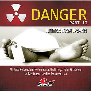 Unter dem Laken (Danger 13) Titelbild