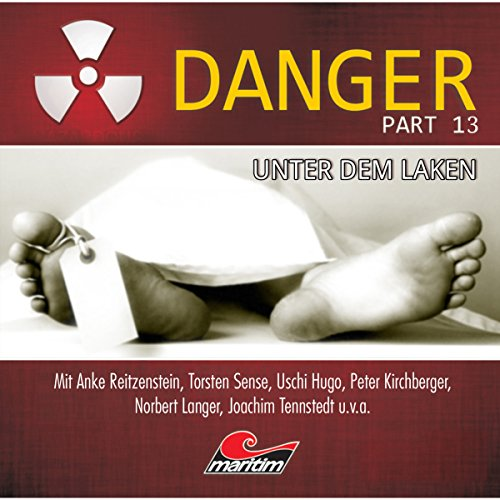 Unter dem Laken     Danger 13              De :                                                                                                                                 Markus Duschek                               Lu par :                                                                                                                                 Anke Reitzenstein,                                                                                        Torsten Sense,                                                                                        Uschi Hugo,                   and others                 Durée : 55 min     Pas de notations     Global 0,0