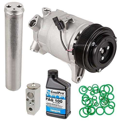 AC Compressor & A/C Kit For Nissan Maxima 2009 2010 2011 2012 2013 2014 - BuyAutoParts 60-81735RK NEW