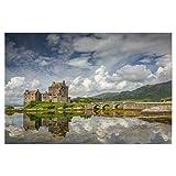 artboxONE Poster 30x20 cm Natur Eilean Donan Castle