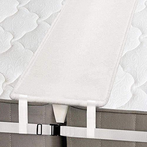 Matratzenkeil Matratzen Ritzenfüller - Bettbrücke Matratzenanschluss Memory Foam Filler Pad - Zwei Einzelmatratzen Anschluss Umbausatz Für Familie Und Hotel (25cm)