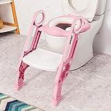 VETOMILE Siège de Toilette pour Enfant avec Echelle Escabeau Siège de Toilette...
