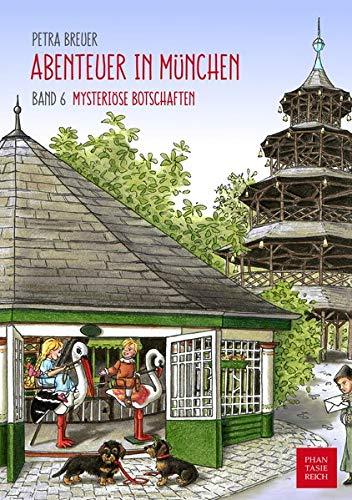 Mysteriöse Botschaften (Abenteuer in München)