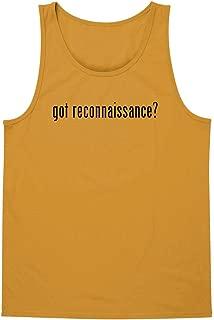got Reconnaissance? - A Soft & Comfortable Unisex Men's & Women's Tank Top