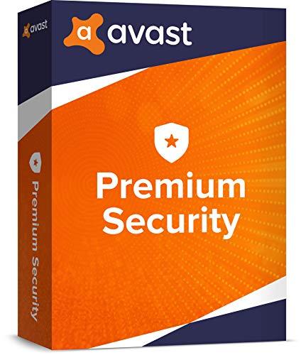 Avast Premium Security 2020 - Licence 1 an - 3 postes - A télécharger