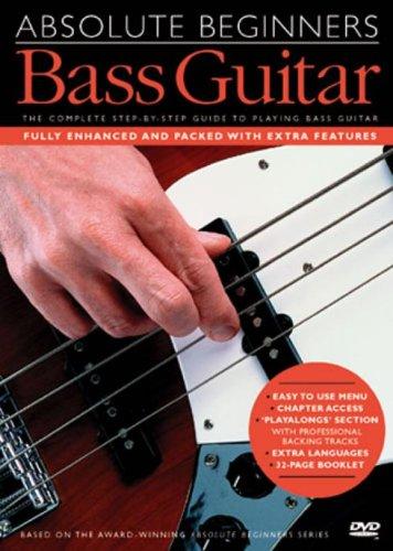 Absolute Beginners - Bass Guitar [DVD]