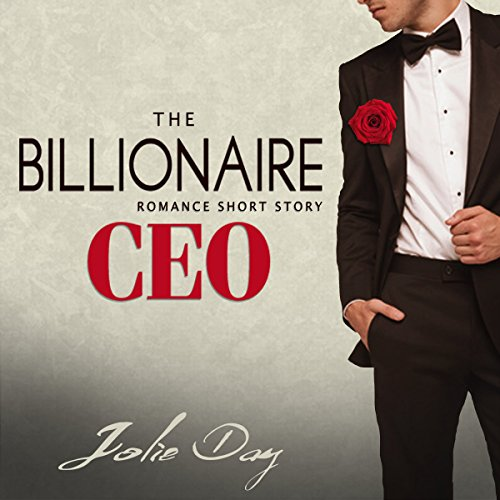 The Billionaire CEO audiobook cover art