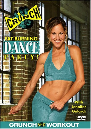 Crunch - Fat Burning Dance Party