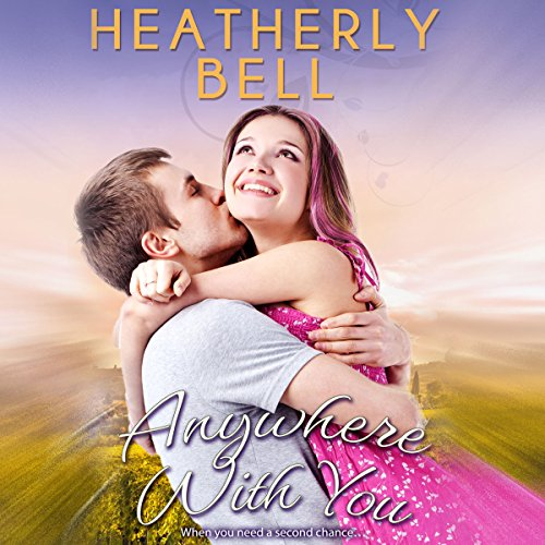 Anywhere with You audiobook cover art